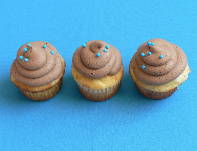 Classic Chocolate Buttercream Icing for Cupcakes recipe
