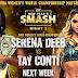 Tay Conti irá lutar contra Serena Deeb pelo NWA Women's World Championship no próximo AEW Dynamite