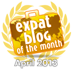 Expat Blog of the Month
