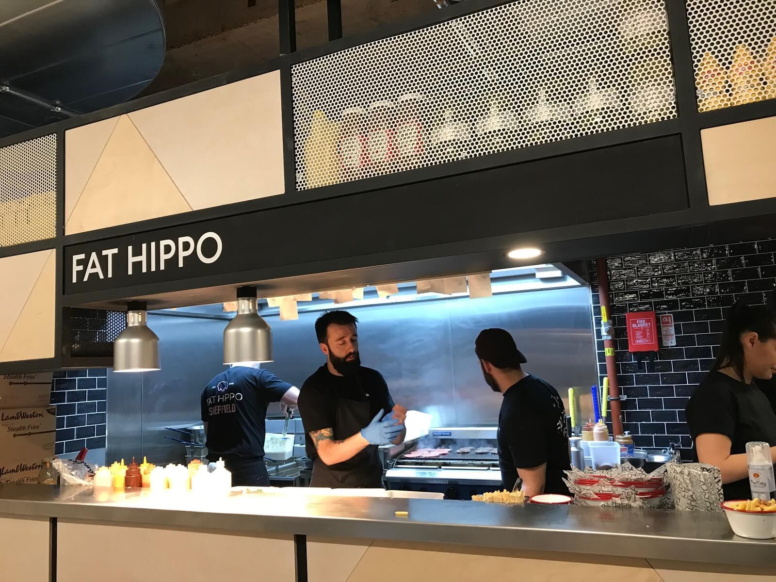 Fat Hippo Kommune Sheffield