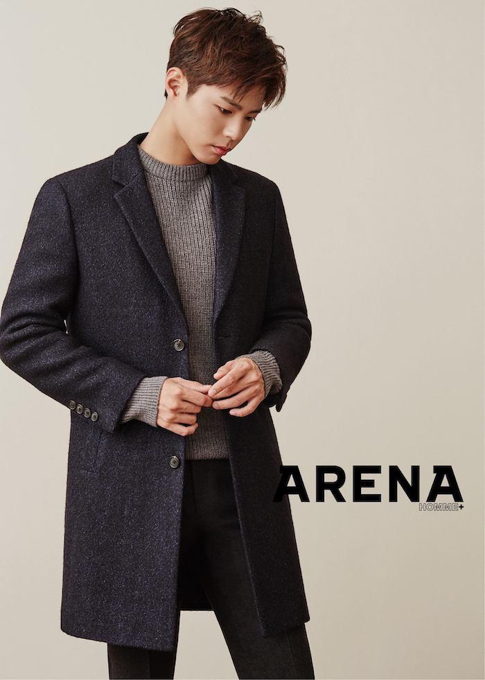 Park Bo Gum, Park Bo Gum TNGT, Park Bo Gum Arena Hommes Plus, Park Bo Gum 2017, 박보검