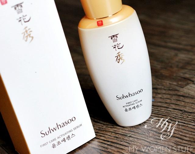 Review First care activating serum của Sulwhasoo cấp ẩm tốt cho da, sulwhasoo, serum, tinh chất, tinh dầu dưỡng da, skincare, review