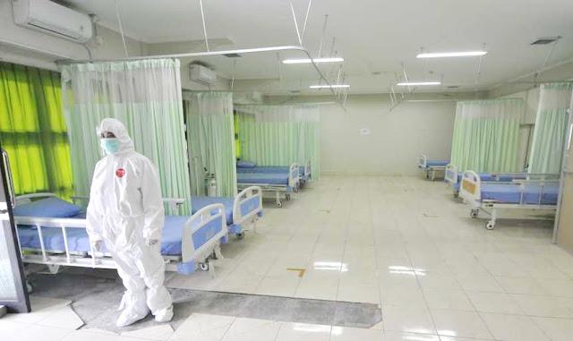 Lihat Penampakan Aneh di Ruang Isolasi, Pasien COVID-19 di RS Kabur Loncat dari Jendela Lantai 2