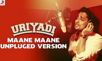 Uriyadi – Maane Maane Unplugged Version | Siddharth | Vishal Chandrashekhar, Anthony Daasan