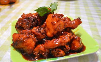 Resep Ayam Goreng Kecap Pedas Manis Yang Nikmat