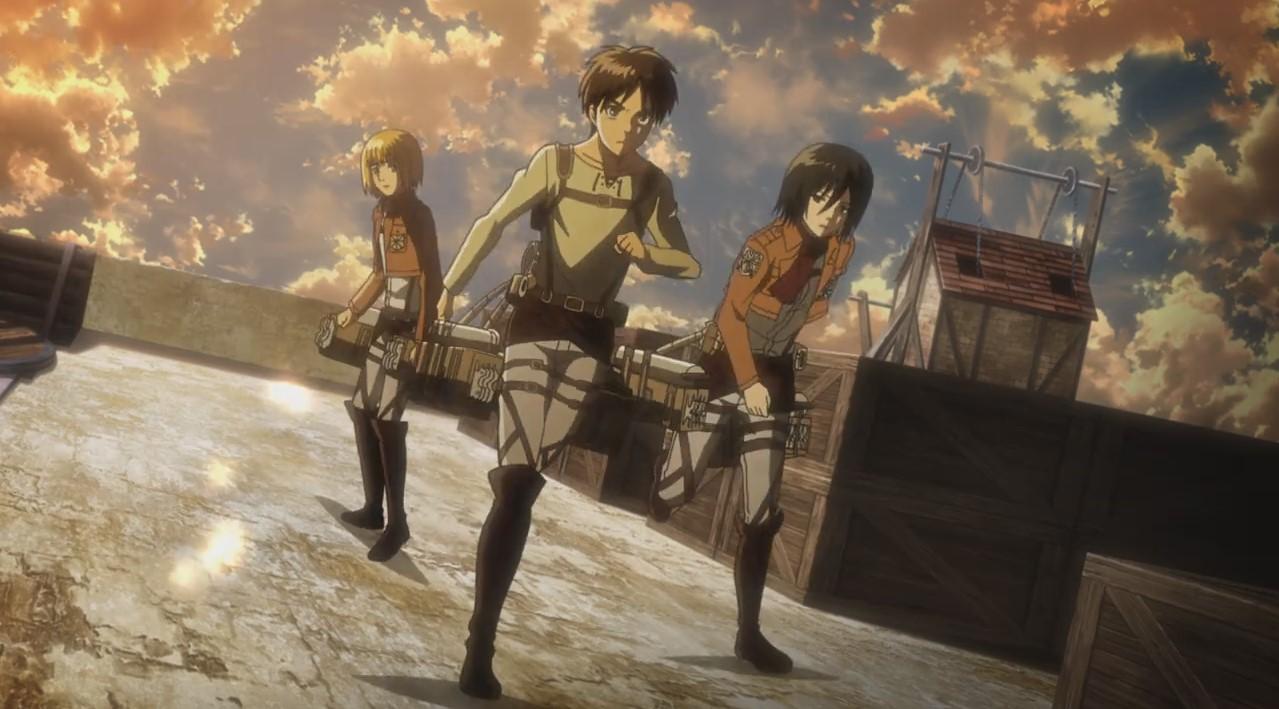 Shingeki no Kyojin – Episódio 11