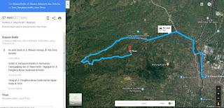 Bukit dhoho indah, tempat wisata keluarga yang terjangkau