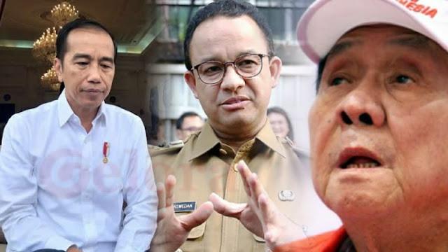 Bos Djarum Surati Jokowi, Gubernur Anies Tetap Terapkan PSBB di Jakarta