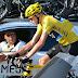 Chris Froome da positivo en un control anti dopaje en la pasada Vuelta a España