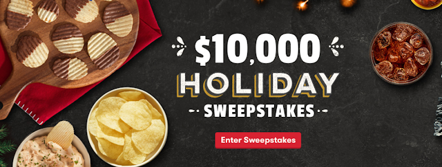 Tasty Rewards will make one lucky winner's dreams come true this Holiday Season! Enter every day for the chance to win $10,000 CASH in their Holiday Sweeps!