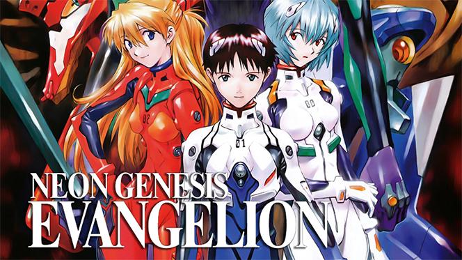 Neon Genesis Evangelion (1995) Temporada 1 Web-DL 1080p Latino
