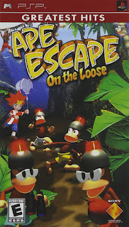 Ape Escape On the Loose PSP free download full version
