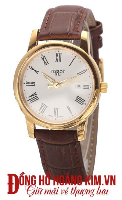 bán đồng hồ tissot nam chính hãng