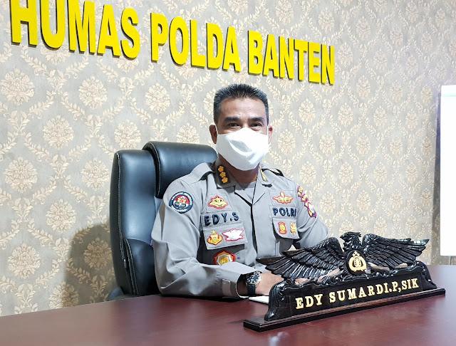 11 PJU Polda Banten Naik Pangkat ke Kombes Pol.