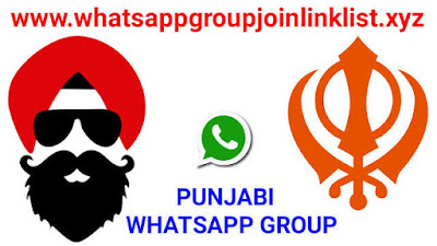 Punjabi Whatsapp Group Join Link List