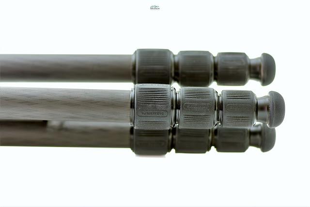 Sunwayfoto T2C42C CF Classic Tripod Twist leg locks