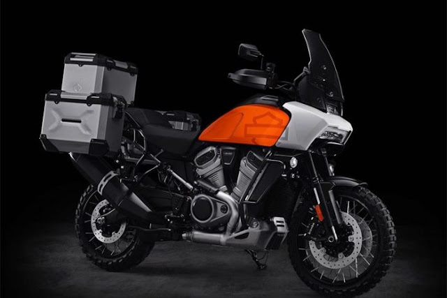 Harley-Davidson bakal rilis dua motor bermesin terbaru
