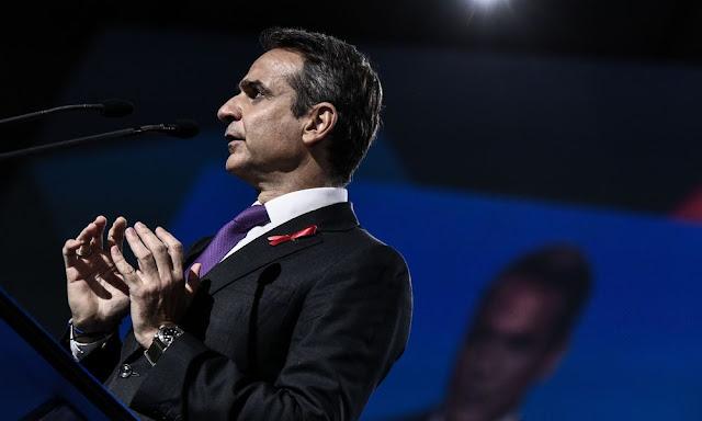 Ο Μητσοτάκης είναι ο Διαματάρης της πολιτικής