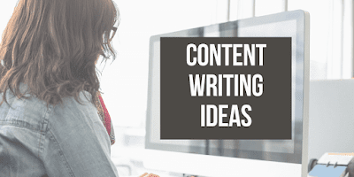 9 Ideas to Write Awesome Blog Content