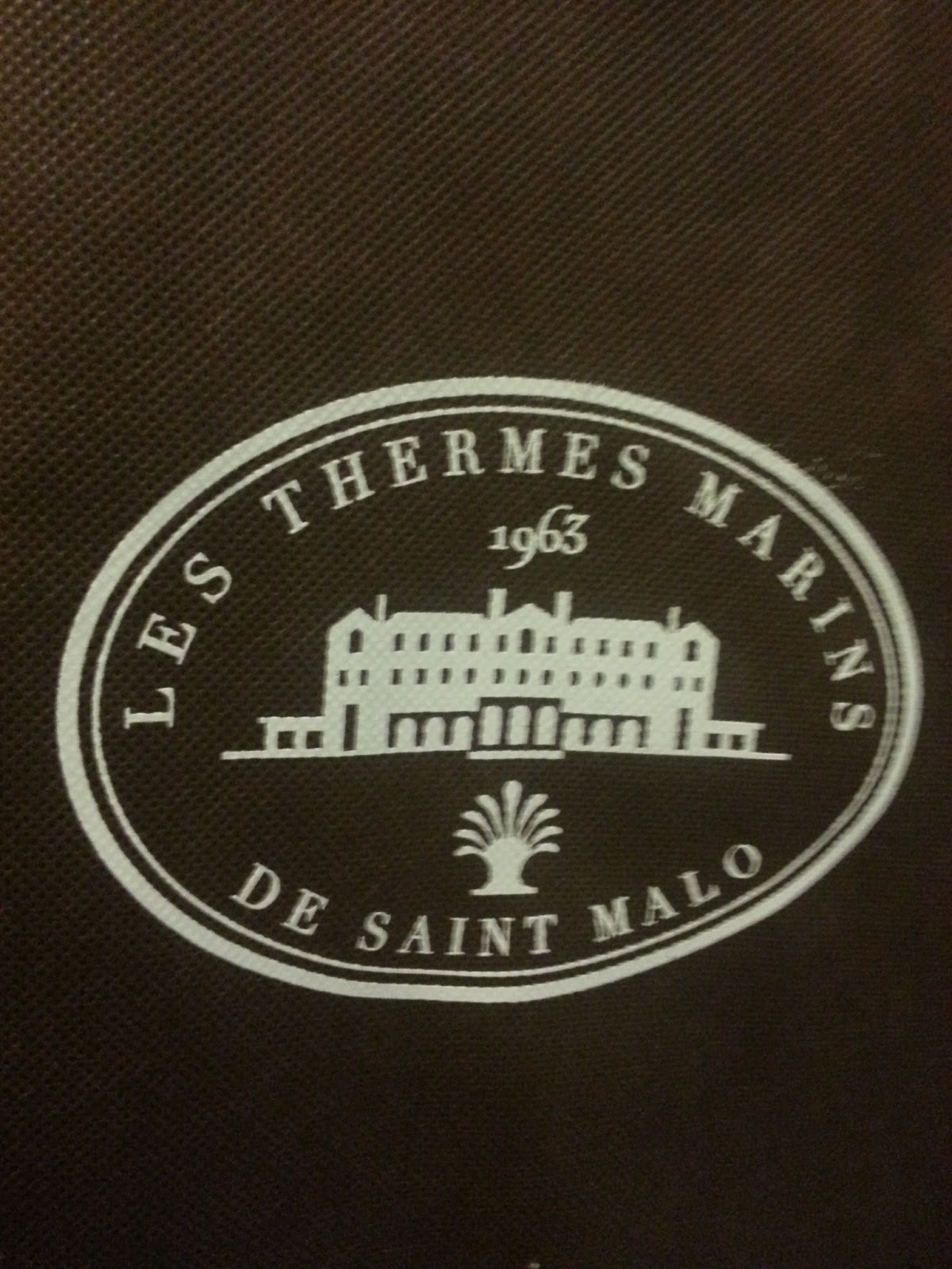 Mystic Asia Spa Diaries Les Thermes Marins De Saint Malo France