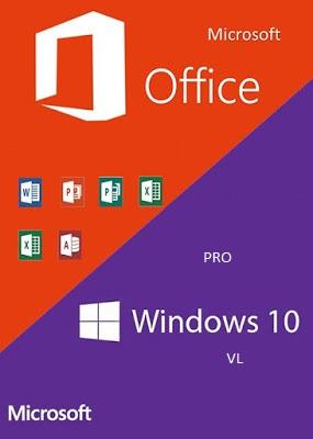 Windows 10 x64 Pro VL + Office 2019 pt-BR Agosto 2020 Download Grátis