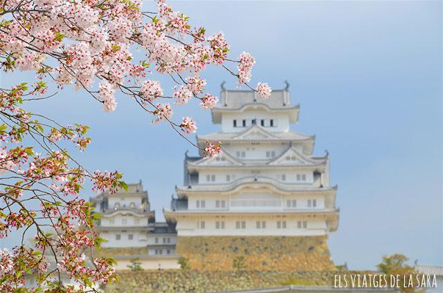 Dia 2 (I): Visita al castell de Himeji