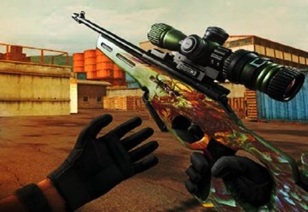 बन्दुक वाला गेम   एंटी टेररिज्म शूटर