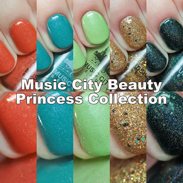 Music City Beauty Princess Collection
