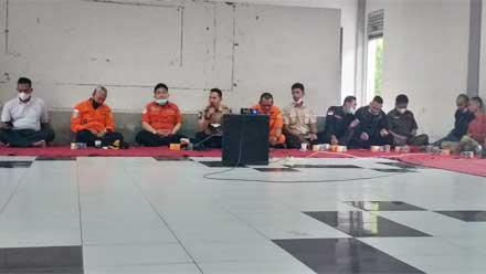 Kepala Kantor Pencarian dan Pertolongan Semarang Silaturahmi dengan SAR Magelang