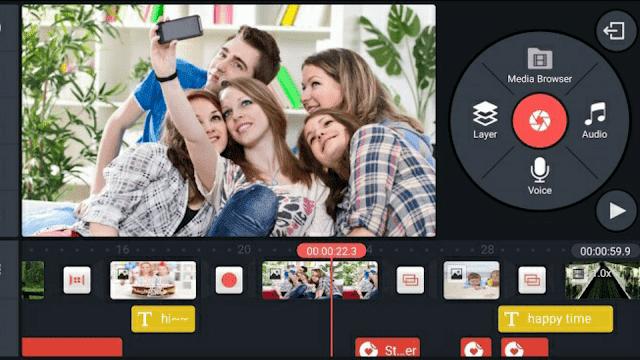 Latest Kinemaster Mod Apk - No watermark, chroma key  Download APK