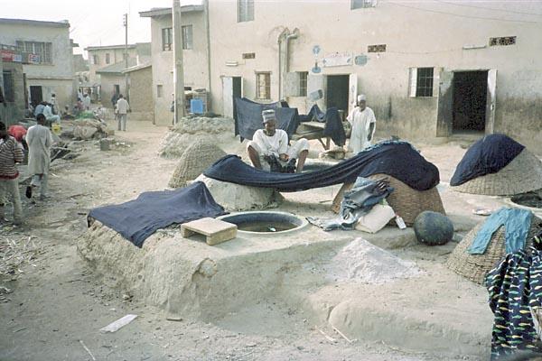 tintori nigeriani