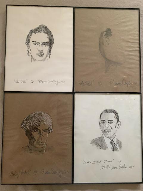 4 Campello prints