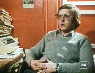 Patrick Henry, peu de temps avant son arrestation en 1976