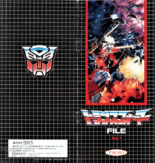 Transformers File No 1
