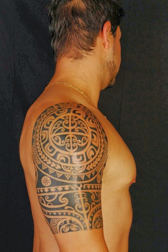 TOP 50 BEST POLYNESIAN TATTOOS IDEAS AND DESIGNS 2019