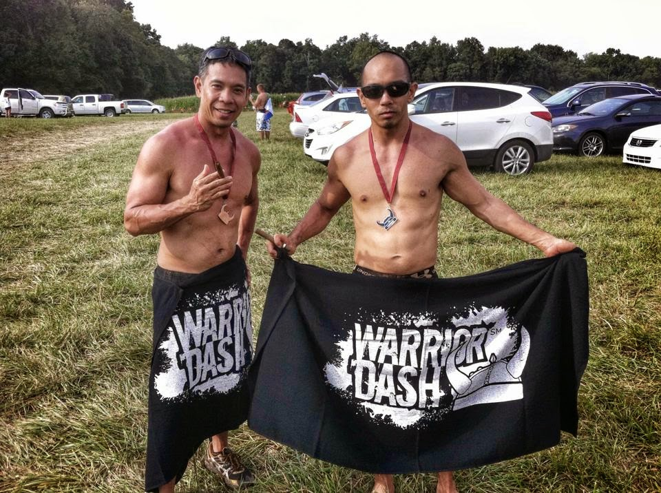 Warrior Dash Carolina's 2011