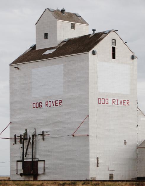 Corner Gas Set Dog River Saskatchewan