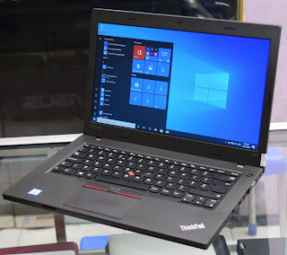 Jual Laptop Lenovo ThinkPad L460 Core i3-6100U di Malang