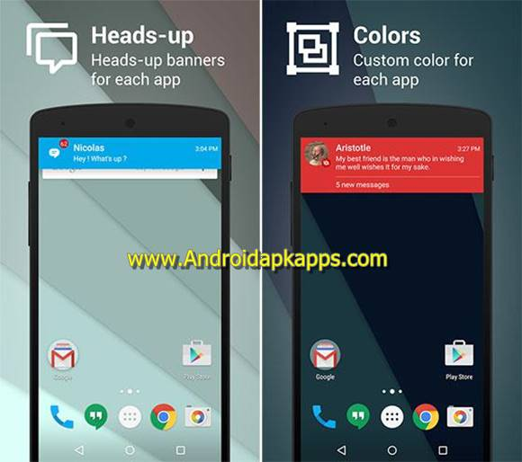 Free Download Metro Notifications Apk v7.2.3 Android Latest Version Gratis 2016
