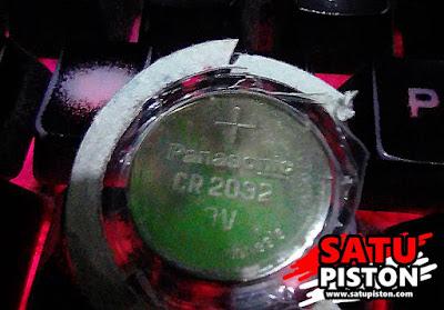 Tipe Baterai Remot GSX R150, Ini Sob !!!