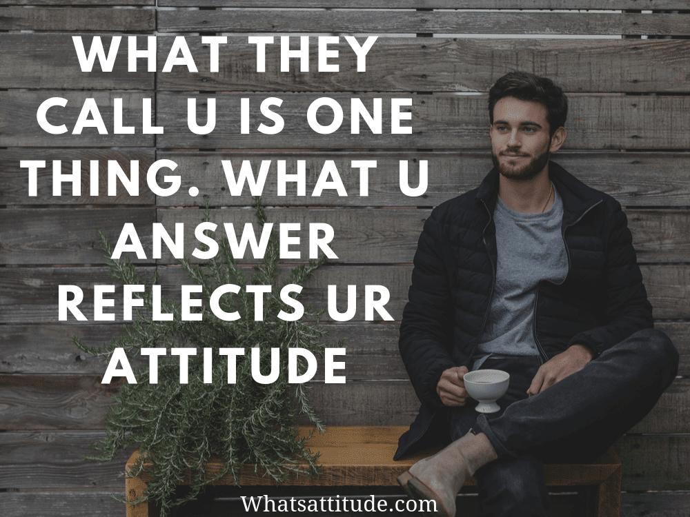 attitude quotes images