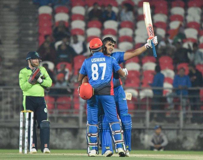 Afghanistan vs Ireland 2nd T20: अफगानिस्तान ने बनाया T20 का सबसे बड़ा स्कोर, तोड़े अन्य कई विश्व रिकॉर्ड