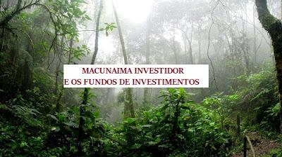 Estudo de Caso: Macunaíma investidor e os Fundos de investimentos de bancos