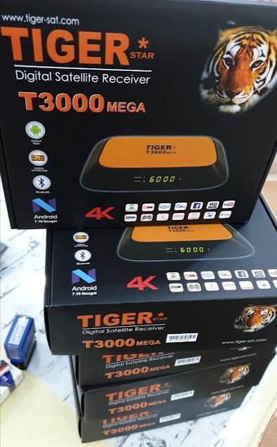 TIGER T3000 MEGA