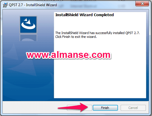 Explain the installation of Qualcomm Flash Tool on the computer