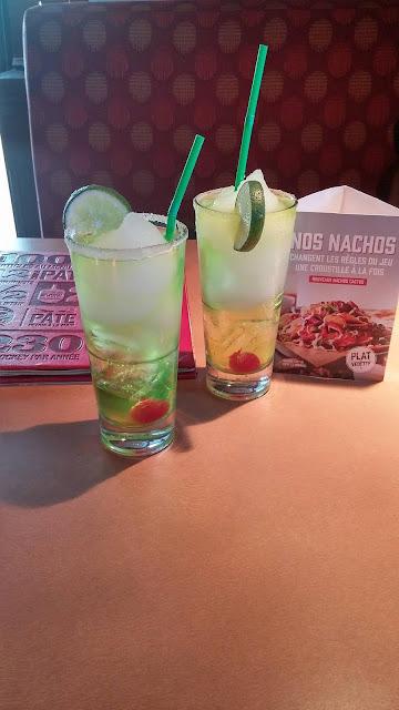 #NachosCactusBP: Un peu de Piquant chez Boston Pizza avec les chips cactus en nachos
