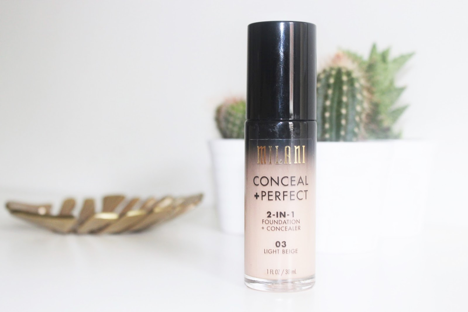 The Milani Conceal Perfect Foundation