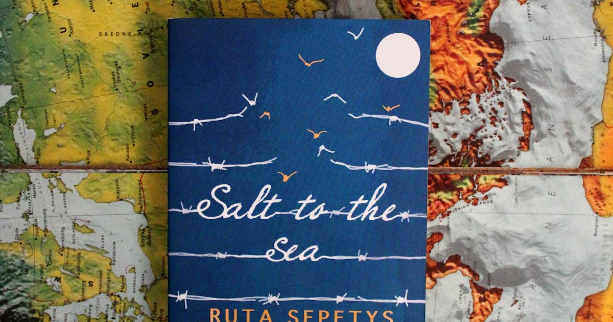 Hawwa, etc: salt to the sea (ruta sepetys): book review