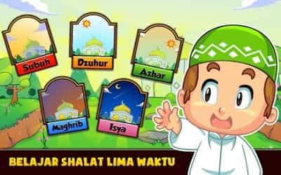 aplikasi game edukasi anak sholeh paling populer