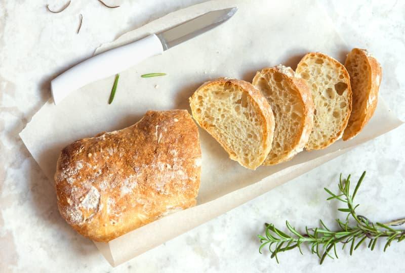Receitas de pão caseiro, pão de liquidificador